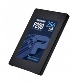 Patriot SSD P200 R530/W460, 256GB, 7mm, 2.5""