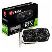 MSI Video Card NVidia GeForce 2060 SUPER ARMOR OC GDDR6 8GB/256bit, 1680MHz/14000MHz, PCI-E 3.0 x16,