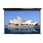 EliteScreens projekcijsko platno zidno 245x185cm
