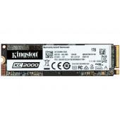SSD 1TB KIN KC2000 PCIe M.2 2280 NVMe