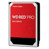 HDD Desktop WD Red Pro (3.5'', 12TB, 256MB, 7200 RPM, SATA 6 Gb/s)