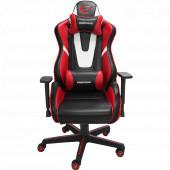 Gaming stolica Rampage KL-R78, crveno - bijela