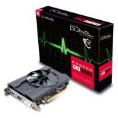SAPPHIRE Video Card AMD Radeon PULSE RX 550 2G GDDR5 HDMI / DVI-D / DP (UEFI)