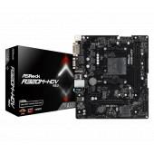 Asrock AMD AM4 Socket A320M chipset (mATX) MB 10-PACK