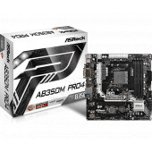 Asrock AMD AM4 Socket B350 Chipset MB