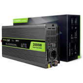 Green Cell strujni inverter 12V na 230V, 2000W/4000W Full sine Wave (INV11)