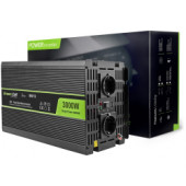 Green Cell strujni inverter 12V na 230V, 3000W/6000W Full Sine Wave (INV13)