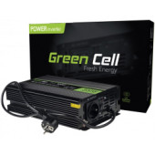 Green Cell strujni inverter 12V na 230V, 300W/600W (INV07)