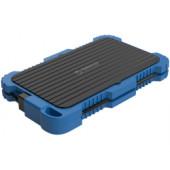 """Orico vanjsko kućište 2.5"""" SATA HDD, USB3.0, silikonsko kučište, plavo (ORICO 2739U3-BL-BP)"""