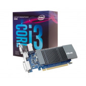 Procesor Intel Core i3 9100F+VGA AS GT710-SL-2GD5