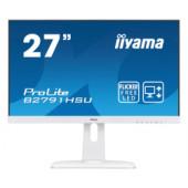 """IIYAMA 27"""" ProLite B2791HSU-W1 16:9 Full HD (1920×1080) Pivot LED TFT, 1ms, 300 cd/m2, VGA/HDMI/DP/USB2.0×2, HDCP, zvučn"""