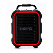 REMAX Song K outdoor portablae Bluetooth Speaker RB-X3 black-red