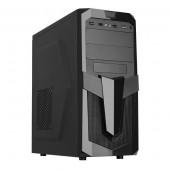 Akyga AKY25BK, 1x USB 3.0, crno bez napajanja, ATX