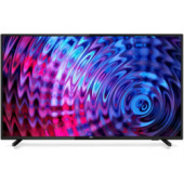 "Philips 43"" (108cm) 43PFS5503/12 Full HD LED TV, DVB-T/T2/T2-HD/C/S/S2, Ant/Sat, CI+, 2×HDMI/USB, Smart Sound"