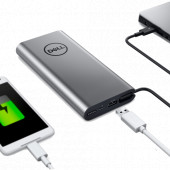 Dell Power Bank USB-C Notebook 65W/65Whr