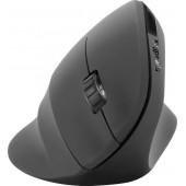 Miš PIAVO, vertikalni ergonomski, 2.400 DPI, crni, bežični Speedlink