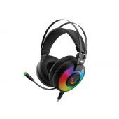 Slušalice Rampage Alpha-X RGB s mikrofonom, 7.1 Surround Sound, PC/PS4/Xbox, USB