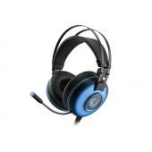 Slušalice Rampage Alpha-X s mikrofonom, 7.1 Surround Sound, PC/PS4/Xbox, USB, plave