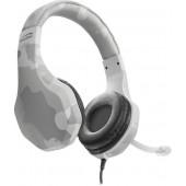 Slušalice Speedlink RAIDOR Stereo Headset, za PS4, bijele
