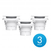 Ubiquiti Networks UVC-G3-Flex Ceiling Mount Accessory 3-Pack