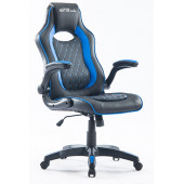 Gaming chair Bytezone SNIPER (black-blue)