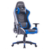 Gaming chair Bytezone THUNDER (black-blue)