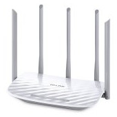 Router TP-Link AC1350 Dual-Band Wi-Fi Router, 802.11ac/a/b/g/n,  867Mbps at 5GHz + 450Mbps at 2.4GHz