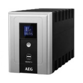 AEG UPS Protect A 1600VA/960W, Line-Interactive, AVR, Data line/network protection, USB/RS232, LCD