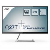 "AOC LED 27"" Q27T1, 2xHDMI, DP, 2560x1440, Porsche"