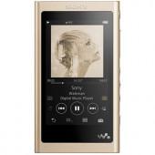 Sony walkman NW-A55L, USB/Bluetooth/NFC, zlatni