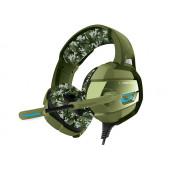 Slušalice Rampage RM-K5 maskirne 7.1 Surround Sound, USB