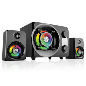 Zvučnici Rampage RMS-G8, LED osvjetljenje 2+1, Bluetooth, 25W, gaming sound system