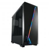 LC-Power 700B - Hexagon, RGB, 2xU3, 1xU2, ATX