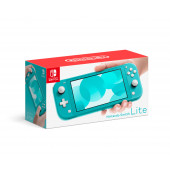 Nintendo Switch Lite - tirkizna