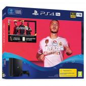 PS4 1TB PRO + Fifa 20