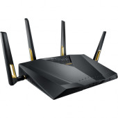 ASUS RT-AX88U Router (2,4 GHz / 5 GHz) 3G 4G Crno