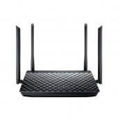 ASUS RT-AC1200G+ Router (2,4 GHz / 5 GHz) Gigabit Ethernet Crno