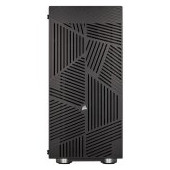Corsair 275R Airflow Tempered Glass Mid-Tower Gaming Case, Black