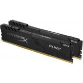 Kingston DDR4 HX Fury, 16GB(2x 8GB), 3200MHz, CL16