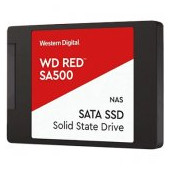 "SSD WD Red (2.5"", 500GB, SATA III 6 Gb/s)"