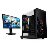 """MSGW Home Gamer+ a362 + Monitor 24"""" Asus VG248QG"""