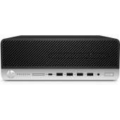 Desktop HP ProDesk 600 G4 SFF Pentium / 8GB / 256GB SSD / Windows 10 Pro