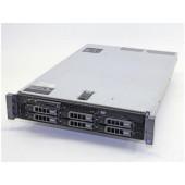 "Refurbished Server Rack Dell PE R710 2xE5640 8GB 6x3.5"" 2xPSU"