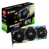 MSI Video Card NVidia GeForce RTX 2080 SUPER GAMING X TRIO GDDR6 8GB/256bit, 1845MHz/15500MHz, PCI-E