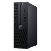 Dell Optiplex 3070 SFF BTX w/200W, Intel Core i3-9100, 8GB 1X8GB DDR4 2666MHz, M.2 256GB PCIe NVMe,