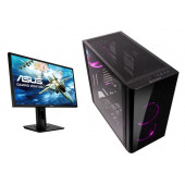 """MSGW Home Gamer+ a363 + Monitor 24"""" Asus VG248QG"""