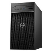DELL Precision T3630 w/460W PSU, Intel Core i7-9700, 8 Core, 12MB Cache, 3.0Ghz, 4.7 Ghz Turbo, 16GB