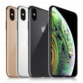 Apple iPhone XS 256GB - Silver DE