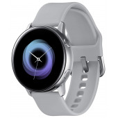 Watch Samsung Galaxy Active R500 - Silver EU