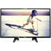 "Philips 32"" (80cm) 32PFS4132/12 Full HD LED TV, DVB T/C/T2/T2-HD/S/S2, CI+, Ant/Sat, 2×HDMI/Scart/USB, Smart Sound"